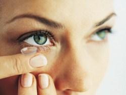 Подбираем контактные линзы