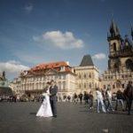Прага – излюбленное место проведения свадеб