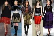 Какие юбки будут в тренде в 2013