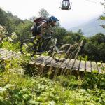 Курорт Красная Поляна проведёт открытую тренировку нагорных велосипедах впреддверии Enduro World Series
