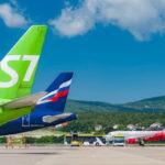 Пассажиропоток на рейсах Москва – Геленджик вырос на 257 %