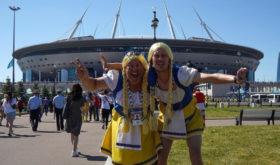 Туристы во время Евро-2020 потратили в Петербурге более 1,5 млрд рублей.
