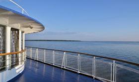 Вправительство будет внесена программа развития круизного туризма