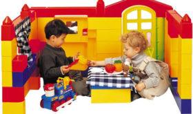Игрушки для развития пространственного мышления: кубики и конструкторы
