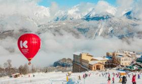 Курорт Красная Поляна анонсировал горнолыжные новинки сезона 2021–2022