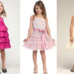 Покупка платья для малышки в интернет-магазине